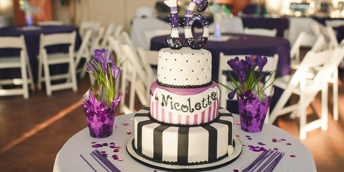 Nicolette's Sweet 16