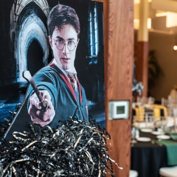 Noah's Harry Potter Themed Bar Mitzvah Was One-Of-A-Kind!