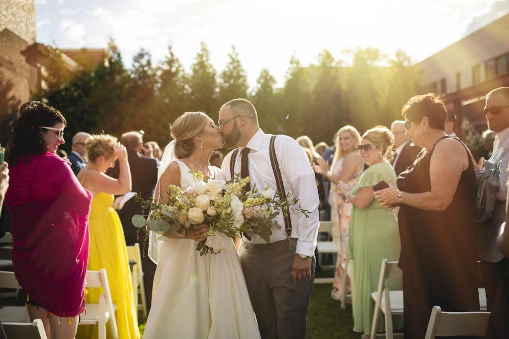 Alyssa & David outdoor wedding photos 8