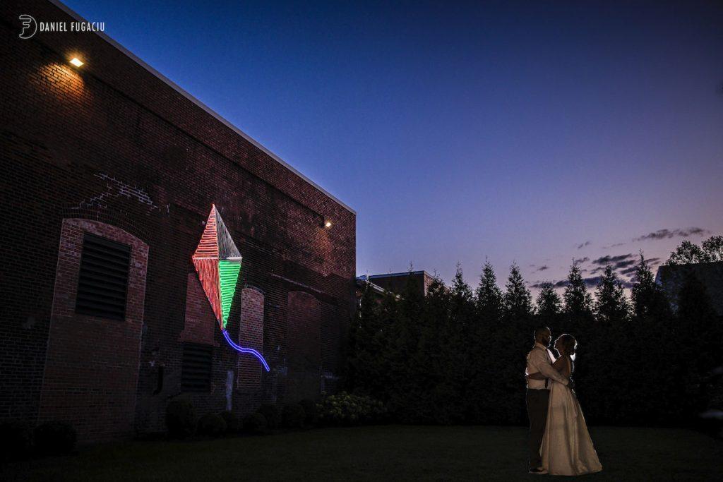 Alyssa & David outdoor wedding photos 13